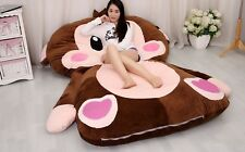 Monkey Fashion Giant Sleeping Bag Sofa Bed Tatami Single Bed Mattress for Kids