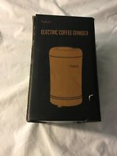Great deal👍VEKEN ELECTRIC COFFE GRINDER color red new open box