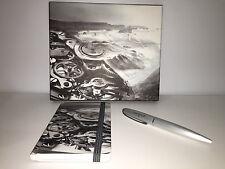 Kugelschreiber Pen Zenith Edelstahl Stahl + Notebook - Watches - für Collectors