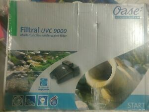 OASE FILTRAL ALL IN ONE UVC POND FILTER SYSTEM/ NEW  /Multifunction  FILTER