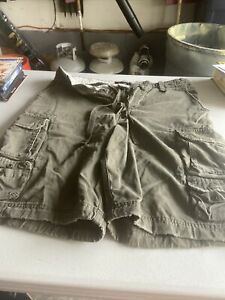 Abercrombie and Finch men's shorts