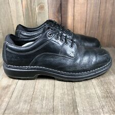 Men's Timberland 29512 Woodmont Oxfords Shoes Size 13M Black Leather Casual