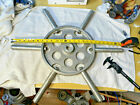 """Sailboat * Other * Unknown Brand*  Steering Wheel 24"""" Aluminum .97"""" Bore"""