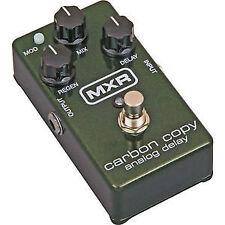 NEW MXR CarbonCopy Delay Guitar Effect Pedal M169