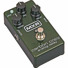 MXR M169 Carbon Copy® Analog Delay Guitar Effects Pedal