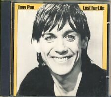 IGGY POP - lust for life  CD 1990
