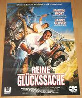 """Reine Glückssache """"Pure Luck"""" Filmplakat / Poster A1 ca.60x84cm"""