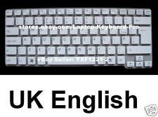 SONY VPCCW VPCCW13FD VPCCW17FD VPCCW21FD VPCCW23FD Keyboard - UK English White