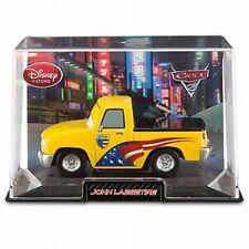 Disney Store Cars 2 Die Cast Collector Case John Lassetire 1:43 Scale NEW