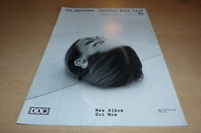 4AD - THE NATIONAL - TROUBLE WILL FIND !!!!!!!!2013 !!!UK!!! PUBLICITE/ADVERT!!!