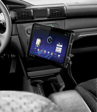 Ram Car & Truck Floor Mount for Motorola Xoom, Bolts to Seat Track, No Drilling