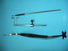 Luthier Violin Tool Sound Post Set, Gauge, Retriver  S Sound post Setter VWWS
