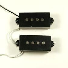 (B68) Set of 2 Bass Guitar Pickup for PB-Custom PB Precision style Bass ,Black