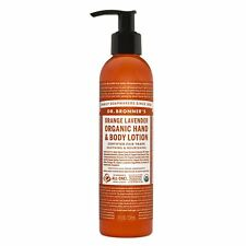 Dr Bronner Organique Orange Lavande Lotion - 237ml