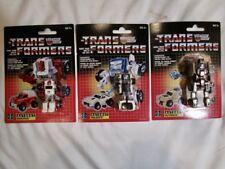 2018 Walmart Transformers Sealed Lot Of 3 MIB Box Misb Carded Minibots