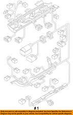 VW VOLKSWAGEN OEM-Engine Control Module ECM PCU PCM Wiring Harness 04E971627