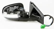 ZJ29/ Volvo V40 12-16 Right Side RHD Power Folding Door Mirror 31278140 /8 Wires