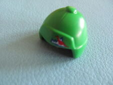 PLAYMOBIL @@ CHAPEAU VERT @@ CASQUE HAT @@ WESTERN @@ PIRATE @@ PERSONNAGE A62