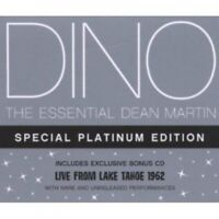 DEAN MARTIN-BEST OF: THE ESSENTIAL/LIVE FROM LAKE TAHOE 1962 2 CD 37 TRACKS NEU