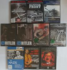 Hitler Nazi Soldaten Kriegsdoku Sammlung Paket Mein Kampf Nazis Front Zerstörung