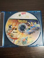 Thrillville: Off the Rails (Microsoft Xbox 360, 2007) - TESTED - DISC ONLY