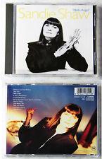 SANDIE SHAW Hello Angel... 1988 ROUGH TRADE CD