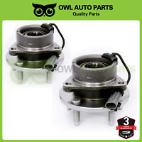 Set of 2 Front Wheel Hub Bearing Left or Right for Chevy Cobalt 2006-2007 HHR