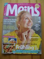 Meins - Frauenzeitschrift - Ausgabe 5 / 2021