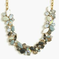 J. Crew Mixed Stone Necklace Style F4238 Color BK0001 (NEW)