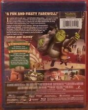 SHREK FOREVER AFTER The Final Chapter (Blu-ray Disc, 2010) Brand New