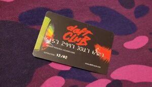 Daft Punk Daft Club Card