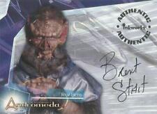 "Andromeda Season 1 - A6 Brent Stait ""Rev Bem"" Autograph Card"