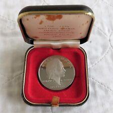 Samoa Occidental 1970 James Cook prueba conmemorativa 1 Tala en Caja