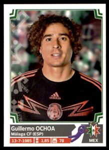 Panini Copa America Chile 2015 - Guillermo Ochoa Mexico No. 47