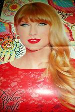 Ein Taylor Swift  Poster Rückseite sind Bill & Tom von Tokio Hotel DIN A3