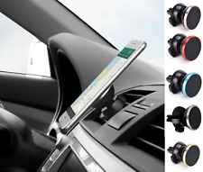 On Sale - 50 Magnetic Cell Phone GPS Mount Holder Car Air Vent Stand 360 Rotate