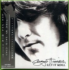 George Harrison LET IT ROLL Japan mini LP CD +OBI Bob Dylan/Jeff Lynne/Tom Petty