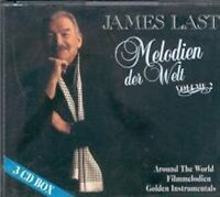 James Last Melodien der Welt 2 (compilation, 54 tracks, Poyldor) [3 CD]