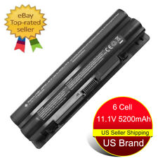 New 6 Cell Battery for Dell XPS L401X  L501X L502X L701X L702X JWPHF J70W7 R795X