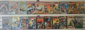 💰 CHECKMATE #1-22 (missing 18-19) (1988 DC Comics) VF Books