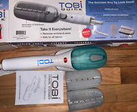 Tobi Quick Fabric Steamer Removes Odors And Wrinkles As Seen On Tv Fast Easy Saf