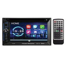 POWER ACOUSTIK PD-623B 2-DIN DVD, CD/MP3, AM/FM Receiver 2/ 6.2' LCD & Bluetooth