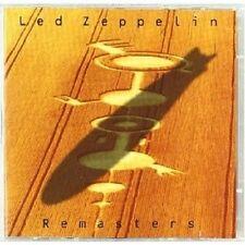 LED ZEPPELIN - REMASTERS 2 CD ROCK 26 TRACKS NEU