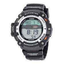 Casio мужские Twin датчик, многофункциональные цифровые спортивные часы 50 мм Sgw300h-1A