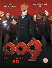 009 Re: Cyborg Limited Collector's Edition Blu-ray (Anime Ltd)