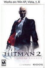 Hitman 2: Silent Assassin PC Game