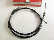 Napa 92664 REAR LEFT Parking Brake Cable
