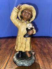 "All God's Children Kacie - African American Figurine: Martha Holcombe 6.5"" 52"