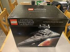 LEGO 75252 Star Wars Imperial Star Destroyer NO MINIFIGURES FREE P&P