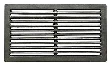 Griglia,Ghisa,Camino,BBq,grill,carbone,gas,legna,areazione, 43x21,5 LB-GC430215